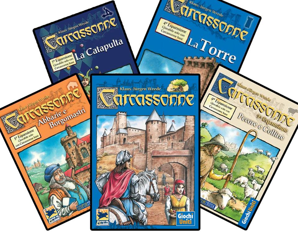 MagicTime - CARCASSONNE