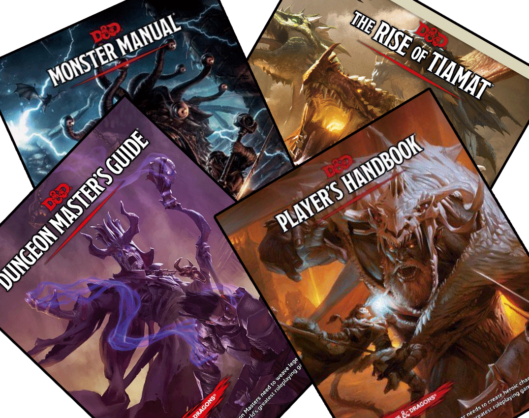 MagicTime - DUNGEONS AND DRAGONS