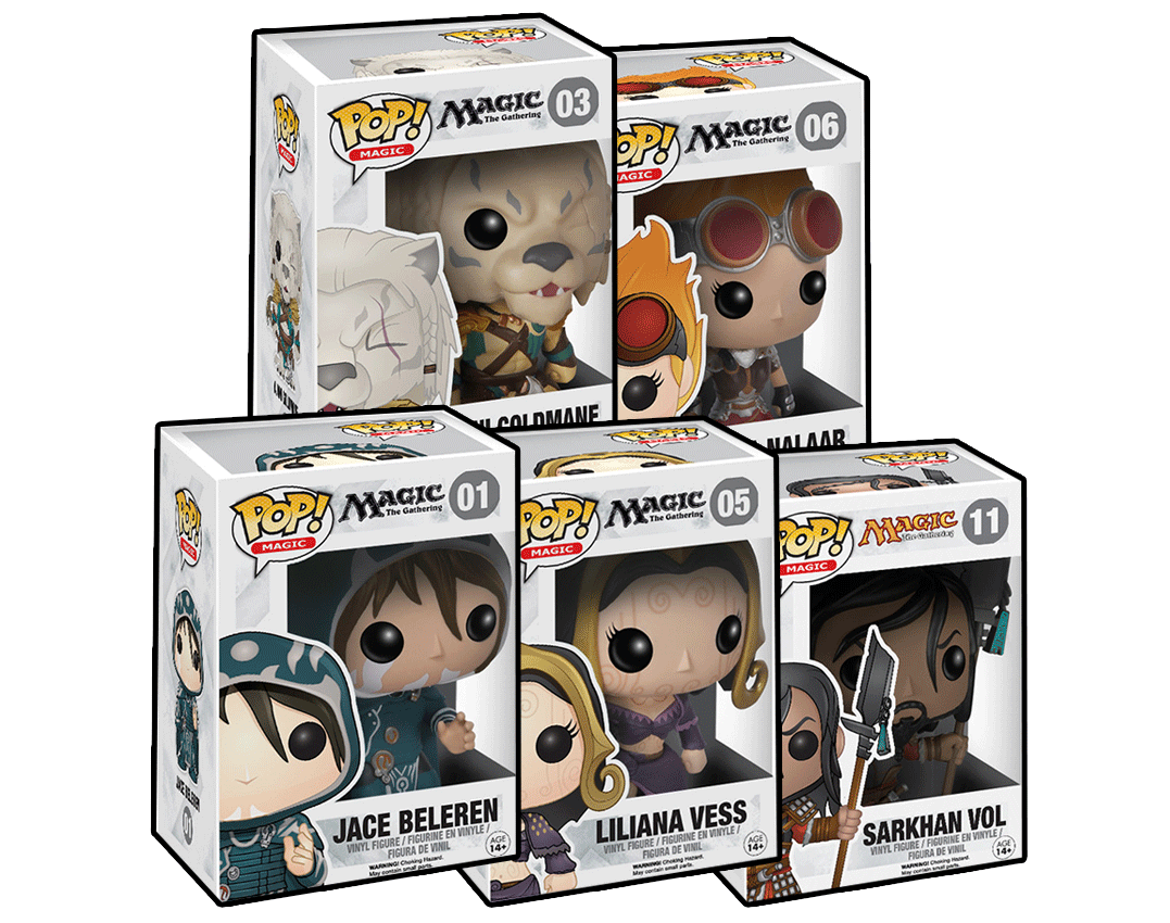 MagicTime - FUNKO POP! MAGIC
