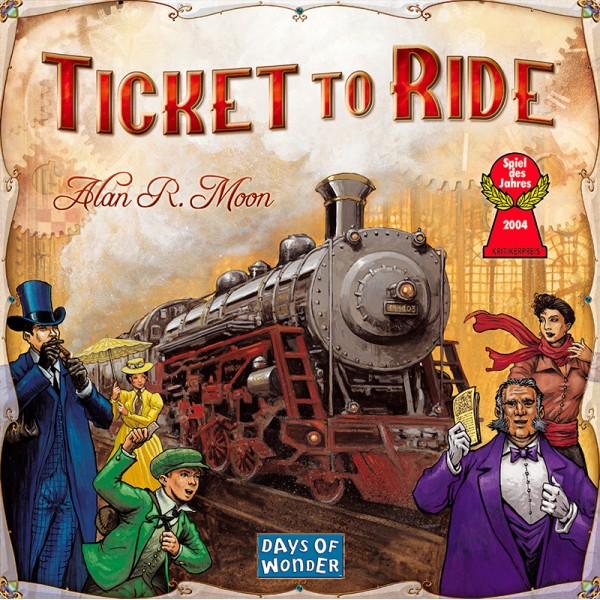 MagicTime - TICKET TO RIDE