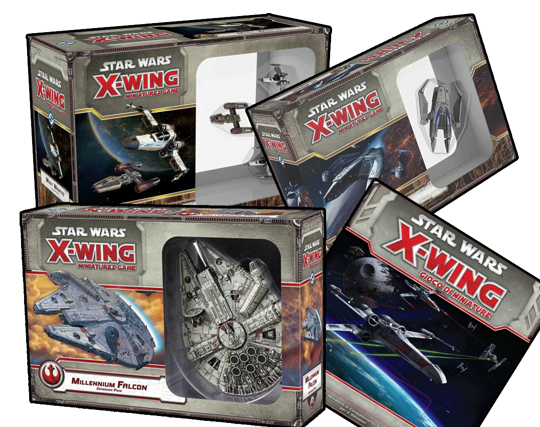 MagicTime - STAR WARS X-WING
